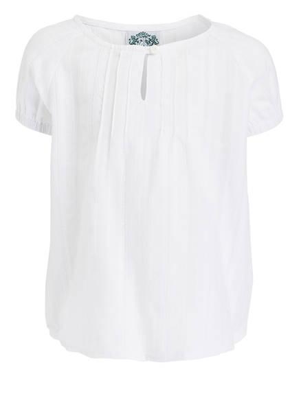 Hammerschmid Blusenshirt DORLE , Farbe: WEISS (Bild 1)
