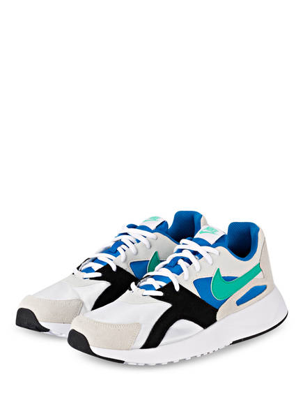 Nike Sneaker PANTHEOS, Farbe: WEISS/ BLAU/ GRÜN  (Bild 1)