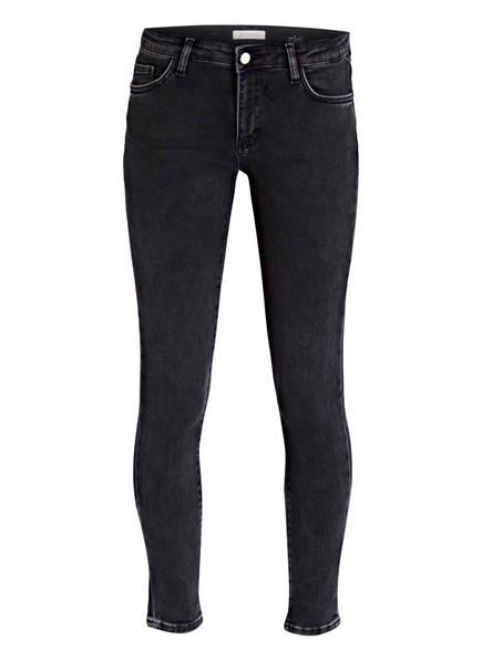 rich&royal Skinny Jeans BLACK SATIN, Farbe: 900 DENIM BLACK (Bild 1)