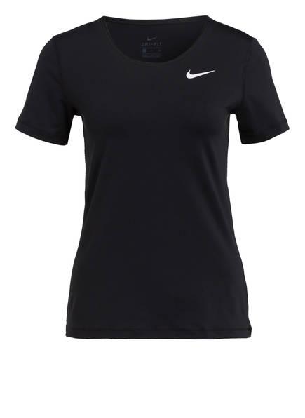Nike Mesh-Shirt PRO , Farbe: SCHWARZ (Bild 1)