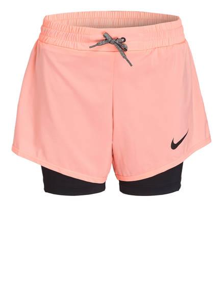Nike 2-in1-Trainingsshorts