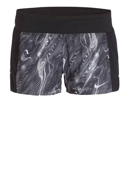 Nike Laufshorts ECLIPSE, Farbe: SCHWARZ/ GRAU (Bild 1)