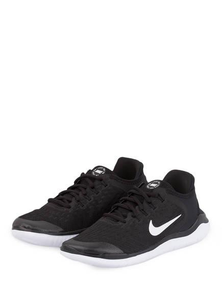 Nike Laufschuhe FREE RN 2018 , Farbe: SCHWARZ (Bild 1)
