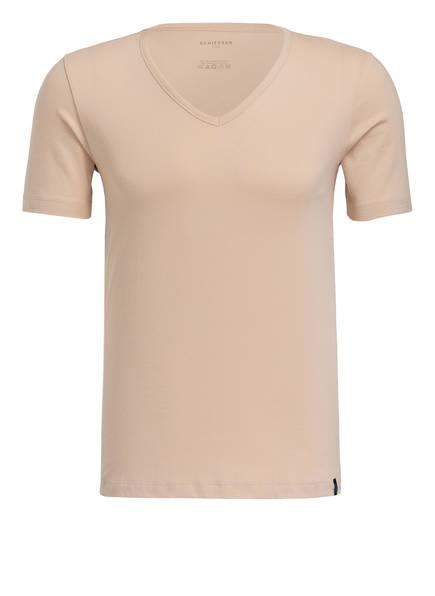 SCHIESSER 2er-Pack V-Shirts 95/5, Farbe: NUDE (Bild 1)