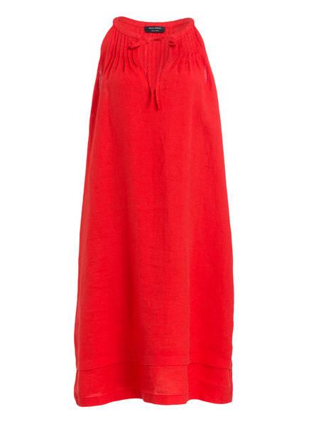 marco polo leinenkleid rot stylische kleider f r jeden tag. Black Bedroom Furniture Sets. Home Design Ideas