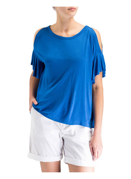 shirt Cold Harbour Blau shoulder Darling 5qtdSIHSw
