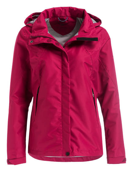 KAIKKIALLA Outdoor-Jacke VANNA , Farbe: BEERE (Bild 1)