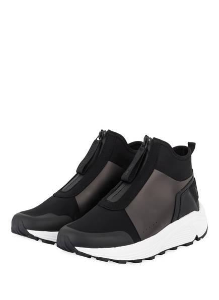 HUGO Hightop-Sneaker HORIZON, Farbe: SCHWARZ (Bild 1)