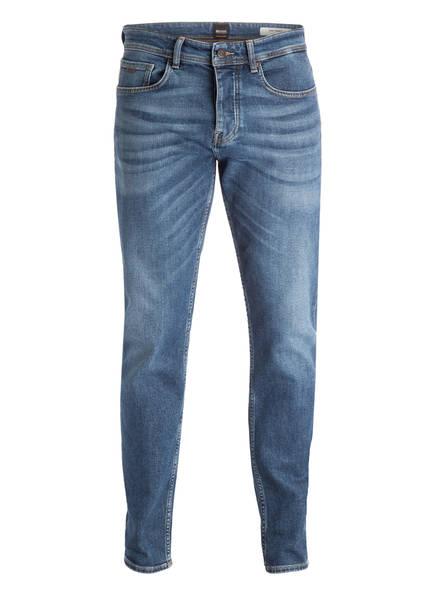 BOSS Jeans TABER Tapered Fit, Farbe: MEDIUM BLUE (Bild 1)