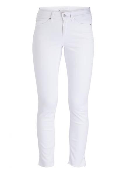 7/8-Jeans PIPER - SOFT WASH USED WHITE Cambio Verkauf Schnelle Lieferung W260Zf
