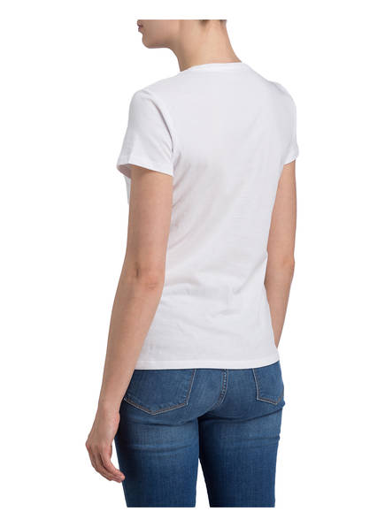Weiss shirt Alex T Hilfiger Tommy Ux6wII
