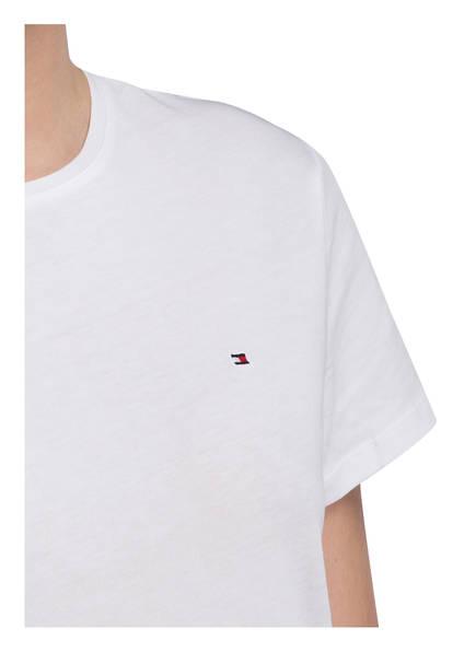 T Hilfiger Tommy Alex Weiss shirt 46q5HC6