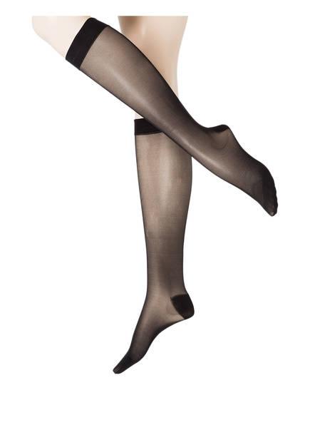 Wolford Feinkniestrümpfe INDIVIDUAL STRONG , Farbe: 7005 BLACK (Bild 1)