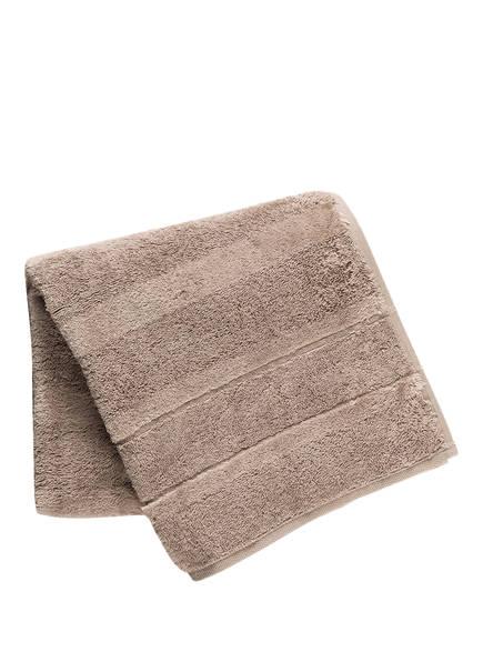Cawö Handtuch NOBLESSE, Farbe: TAUPE (Bild 1)