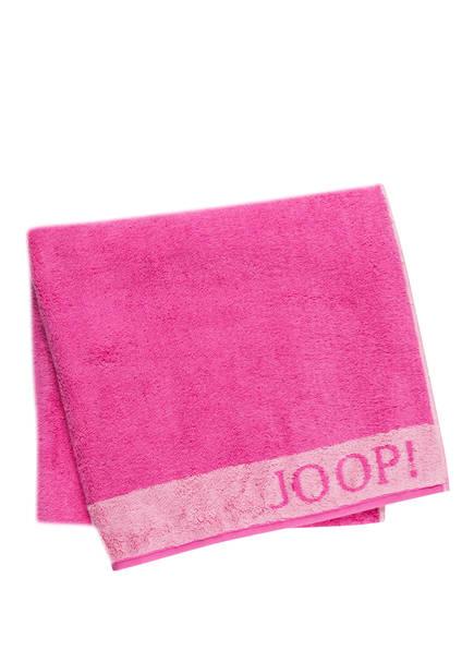 JOOP! Duschtuch CLASSIC DOUBLEFACE , Farbe: PINK (Bild 1)