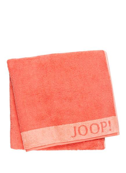 JOOP! Duschtuch CLASSIC DOUBLEFACE , Farbe: APRICOT  (Bild 1)