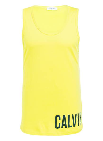 Klein Calvin Neongrün Tanktop Klein Tanktop Calvin xpvgwBWTqn
