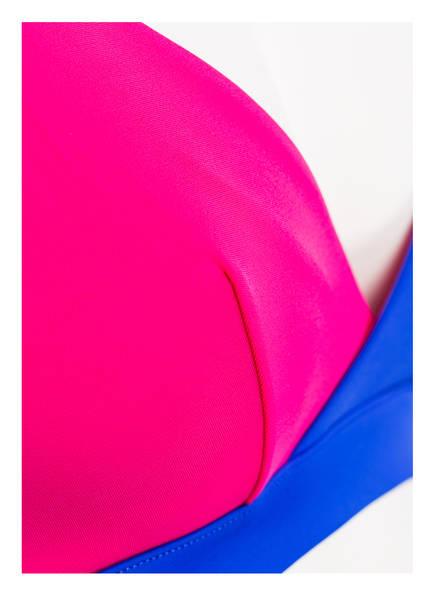 Hilfiger top Bustier Pink Tommy bikini Blau d1wqWStU