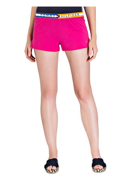 Shorts Hilfiger Shorts Pink Hilfiger Tommy Tommy Pink Evwqw1