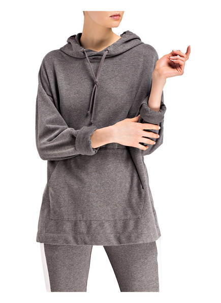hoodie Juvia Grau Oversized Grau Juvia Oversized hoodie Meliert EqqSwraOg