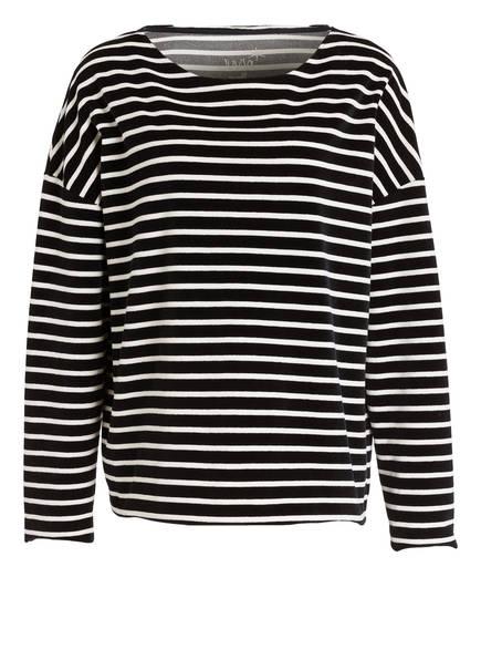 Juvia Sweatshirt Sweatshirt Navy Juvia Navy Weiss Juvia Navy Sweatshirt Weiss q4U4wrdax