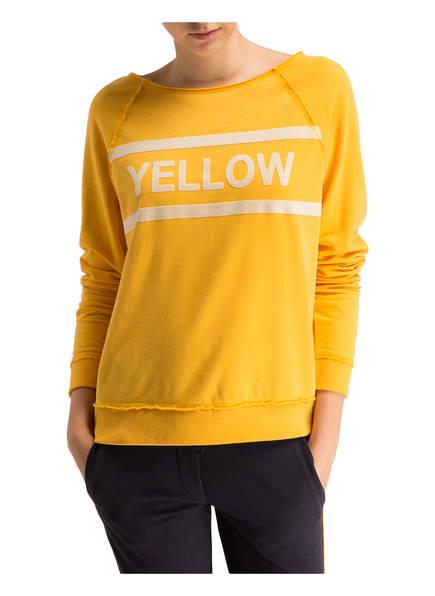 Dunkelgelb Sweatshirt Sweatshirt Juvia Juvia Dunkelgelb Juvia wEqf846X