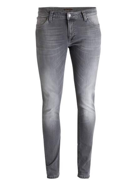 Nudie Jeans Jeans SKINNY LIN Skinny Fit, Farbe: EASY GREY (Bild 1)