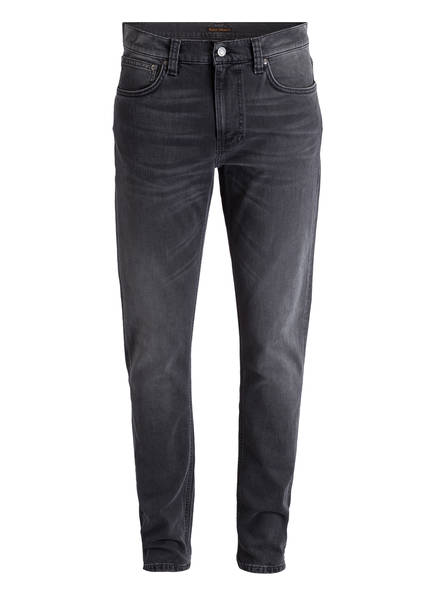 Grey Mono Lean Jeans Slim Nudie Fit Dean wxFq0pPOF6