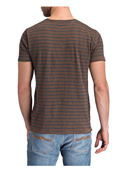 Braun Jeans Blau Anders Nudie Beige T shirt Yxwag