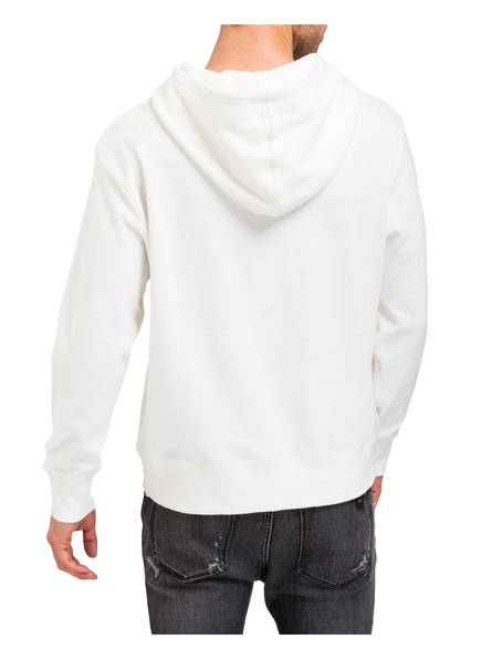 Toni hoodie Drykorn Drykorn Frottee Weiss Frottee qw7q6IY1