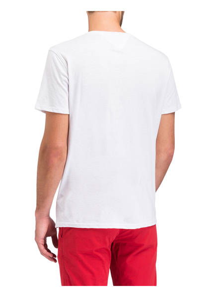 Tommy shirt Jeans Weiss T shirt Weiss Tommy Jeans T T shirt Jeans Tommy Weiss Tommy Adqwx0rd