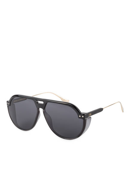Dior Sunglasses Sonnenbrille DIORCLUB3, Farbe: 08AIR - SCHWARZ/ SCHWARZ (Bild 1)