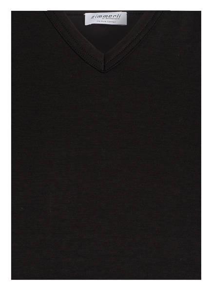 Schwarz T Comfort shirt Pure Zimmerli 6IWP8R8