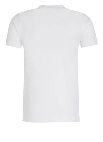 T shirt Classic Royal Weiss Zimmerli v4HqU