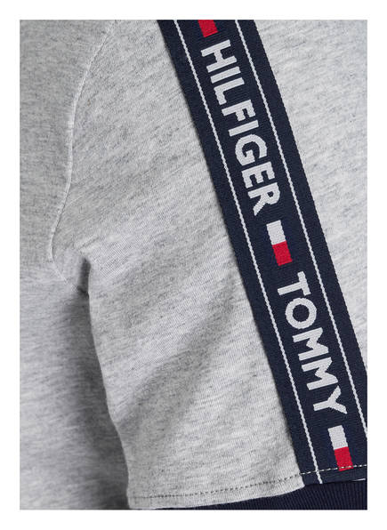 shirt Hellgrau Hilfiger Tommy Lounge Meliert gqEtXZ