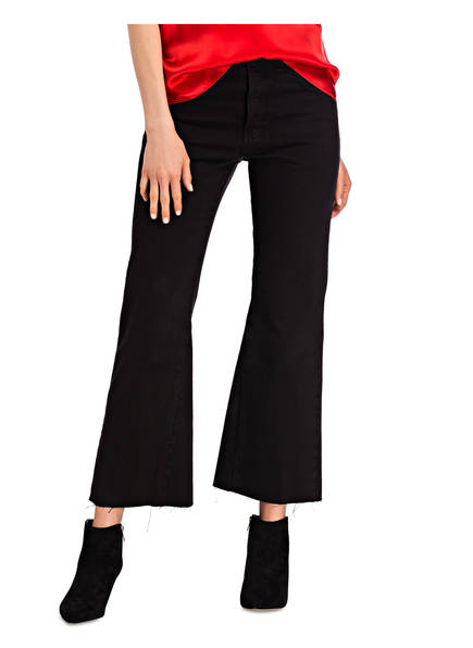 flared Anine Kick Schwarz jeans Bing qwEpU