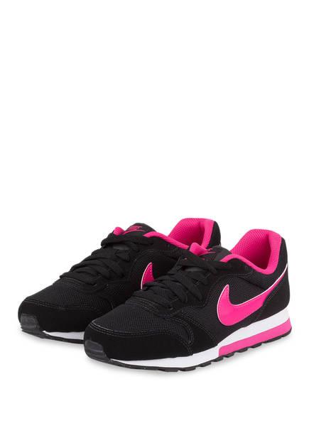Nike Sneaker MD Runner 2 GS, Farbe: SCHWARZ/ PINK (Bild 1)