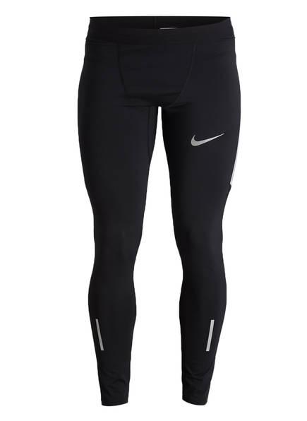 Nike Tights Power Tech schwarz