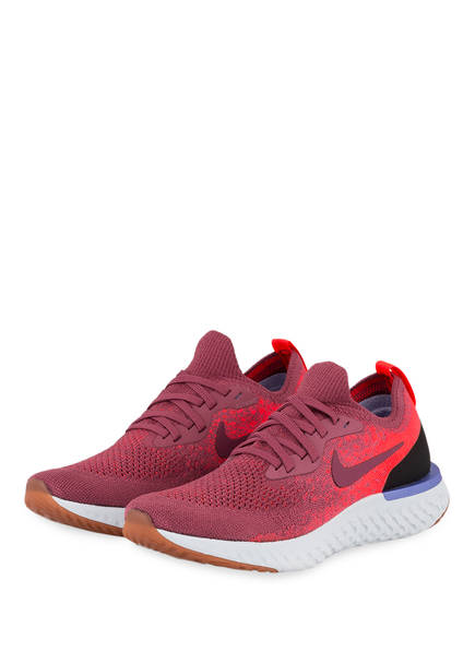 Nike Laufschuhe EPIC REACT FLYKNIT, Farbe: PINK (Bild 1)
