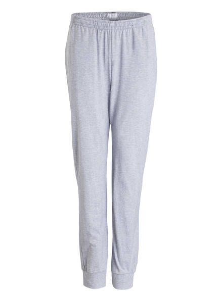 mey Lounge-Pants, Farbe: HELLGRAU MELIERT (Bild 1)