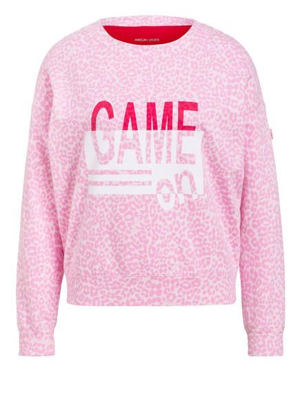 MARCCAIN Sweatshirt , Farbe: 253 water lilly (Bild 1)