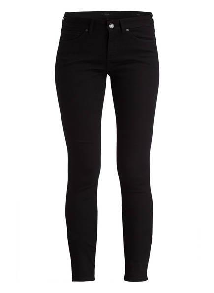 OPUS Skinny-Jeans ELMA, Farbe: SCHWARZ (Bild 1)