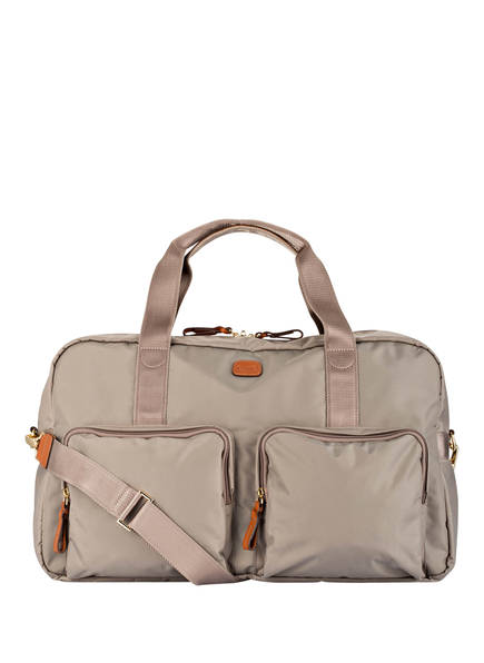 BRIC'S Reisetasche X-BAG, Farbe: TAUPE (Bild 1)