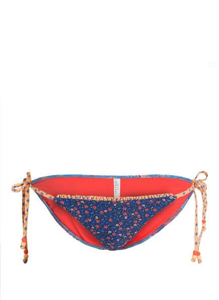 SEAFOLLY Bikini-Hose CARIBBEAN KOOL, Farbe: BLAU/ ROT/ ORANGE (Bild 1)