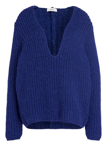 CLOSED Oversized-Pullover , Farbe: BLAU (Bild 1)