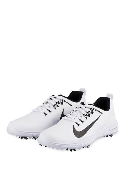 Nike Golfschuhe LUNAR COMMAND 2 , Farbe: WEISS/ SCHWARZ (Bild 1)