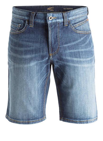 camel active Jeans-Shorts Modern Fit, Farbe: 43 DENIM (Bild 1)