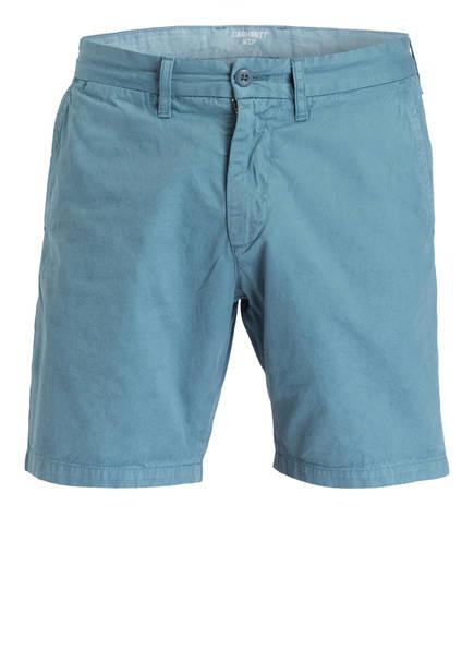carhartt WIP Chino-Shorts JOHN , Farbe: HELLBLAU (Bild 1)