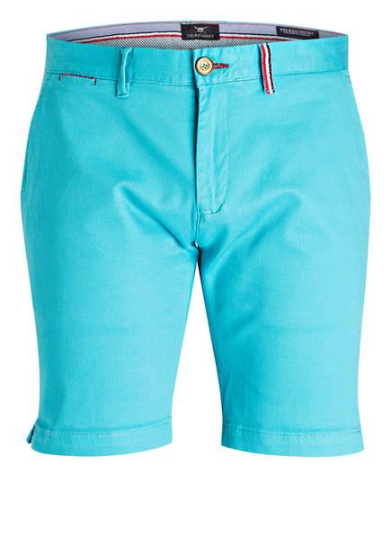 STROKESMAN'S Chino-Shorts, Farbe: TÜRKIS (Bild 1)