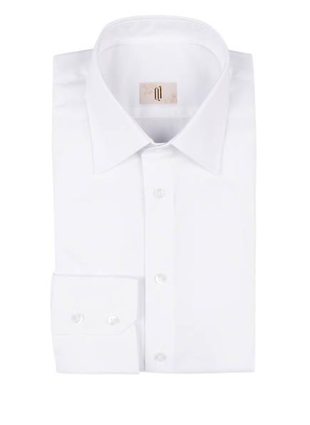 Q1 Manufaktur Hemd WALTER Slim Fit, Farbe: WEISS (Bild 1)